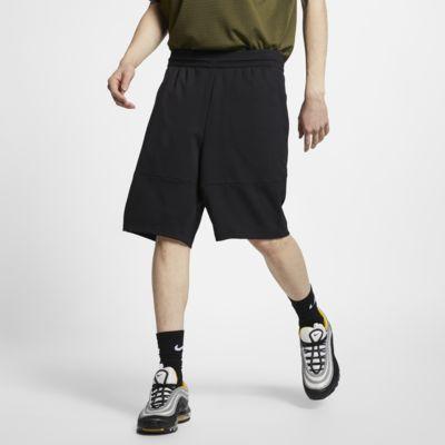 ナイキ スポーツウェア テック パック メンズ ニット ショートパンツ