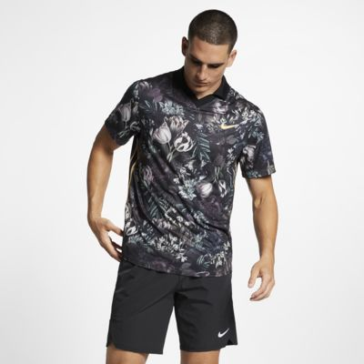 NikeCourt Dri-FIT Slam-tennispolo til mænd