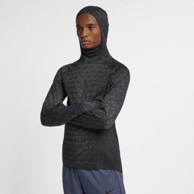 Ανδρική μακρυμάνικη μπλούζα προπόνησης Nike Therma Sphere Premium