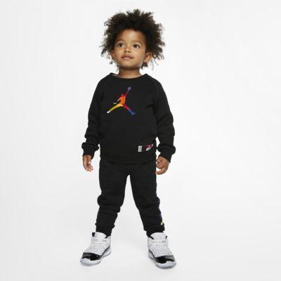 Jordan Jumpman Baby Crew & Joggers 2-Piece Set