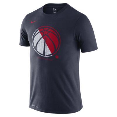 Tee-shirt NBA Washington Wizards Nike Dri-FIT pour Homme