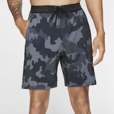 """Shorts camo 18"""" Hurley Phantom Alpha Trainer - Uomo"""