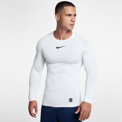 Nike Pro Camiseta de manga larga - Hombre