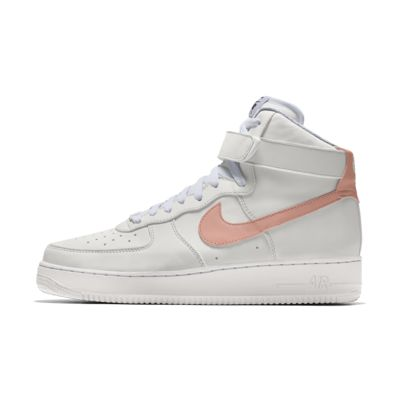Nike Air Force 1 High By You Sabatilles personalitzables - Dona