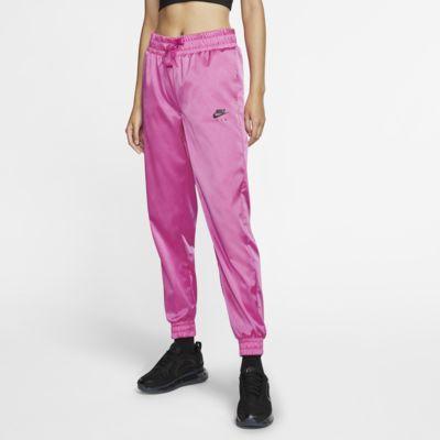 Pantalon de survêtement en satin Nike Air pour Femme