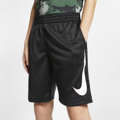 Basketbalové kraťasy Nike Dri-FIT pro větší děti (chlapce)