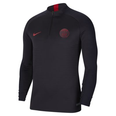 Męska treningowa koszulka piłkarska Nike VaporKnit Paris Saint-Germain Strike