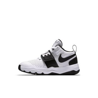 best loved f0309 04779 Younger Kids  Basketball Shoe. Nike Team Hustle D 8
