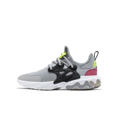 Nike React Presto cipő nagyobb gyerekeknek