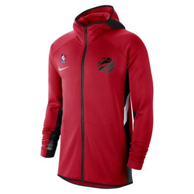 Felpa Toronto Raptors con cappuccio Nike Therma Flex Showtime NBA - Uomo