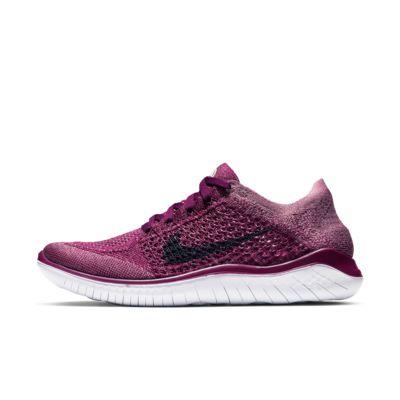 Nike Free RN Flyknit 2018 Hardloopschoen voor dames