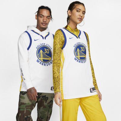 Stephen Curry Warriors Association Edition Nike NBA Swingman 球衣