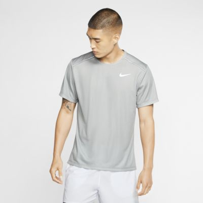 Camisola de running de manga curta Nike Miler para homem