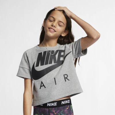 Nike Sportswear Little Kids' Cropped Crew