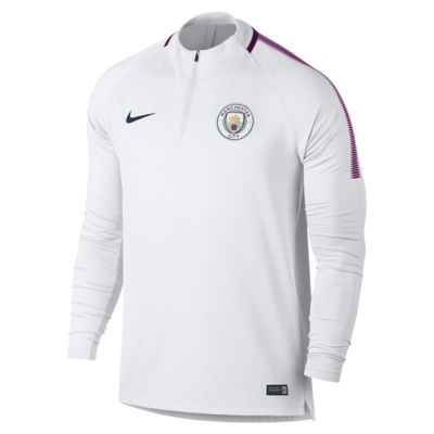 Manchester City Dri Fit Squad Drill by Nike