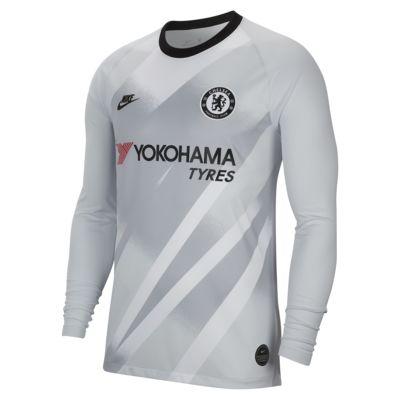 Camisola de futebol Chelsea FC 2019/20 Stadium Goalkeeper para homem
