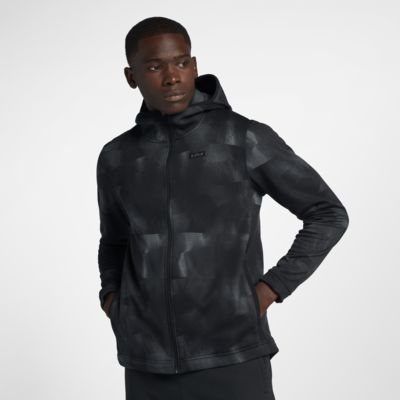 Męska rozpinana bluza z kapturem Nike Therma LeBron