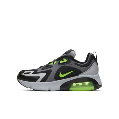 Bota Nike Air Max 200 pro větší děti