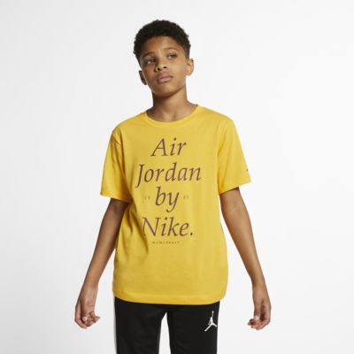 Jordan Sportswear póló nagyobb gyerekeknek (fiúk)