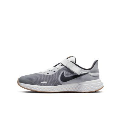 Nike Revolution 5 FlyEase løpesko til store barn