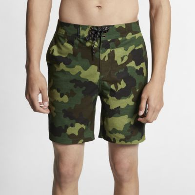Boardshort Hurley Phantom Gallows Beachside 46 cm pour Homme