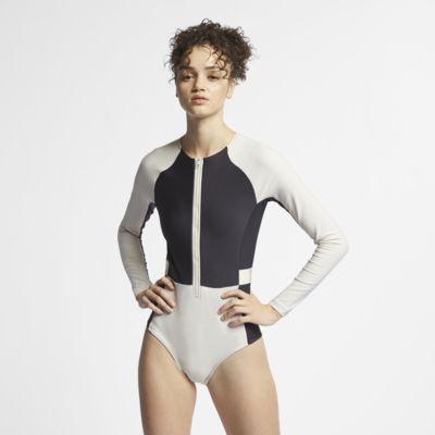 Hurley Quick Dry Ballet Langarm-Surfanzug für Damen