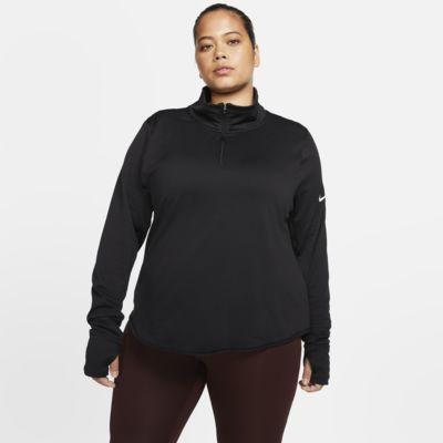 Nike Therma Sphere Element Women's Half-Zip Running Top (Plus Size)