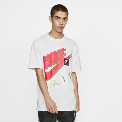 T-shirt męski z nadrukiem Nike Sportswear