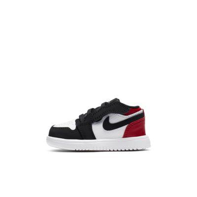 Купить Кроссовки для малышей Jordan 1 Low Alt, Белый/Тренировочный красный/Черный, 22958360, 12566355