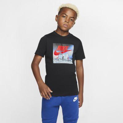 T-shirt dla dużych dzieci (chłopców) Nike Sportswear