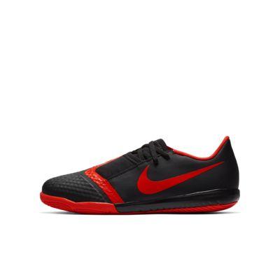 Fotbollssko för inomhusplan/futsal/street Nike Jr. Phantom Venom Academy IC för ungdom