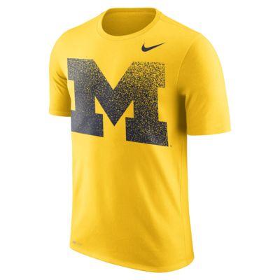 Nike Dri-FIT Legend (Michigan) Men's Short-Sleeve T-Shirt