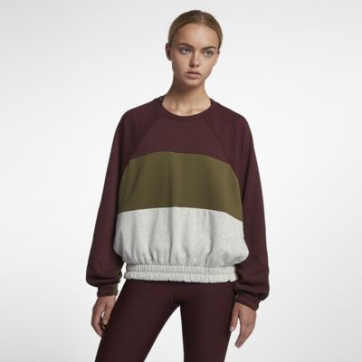 Hurley One And Only Dolman Fleece Women's Crew