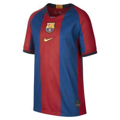 Maillot FC Barcelona Stadium '98/99 pour Enfant plus âgé