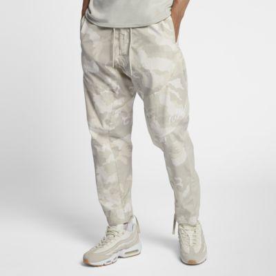 กางเกงวอร์มลายพรางผู้ชาย Nike Sportswear NSW