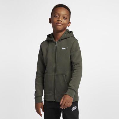 Nike Sportswear Kids' Full-Zip Hoodie
