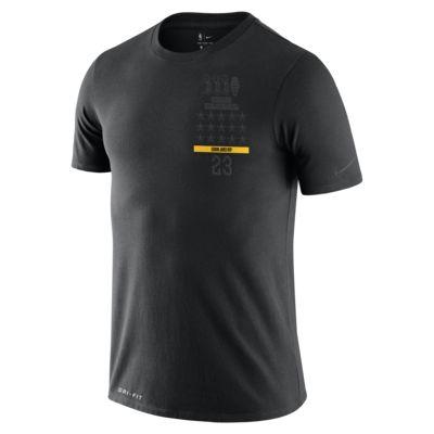 "T-shirt LeBron James Nike Dri-FIT ""MVP"" NBA - Uomo"