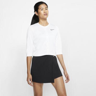 Tenniskofta NikeCourt för kvinnor