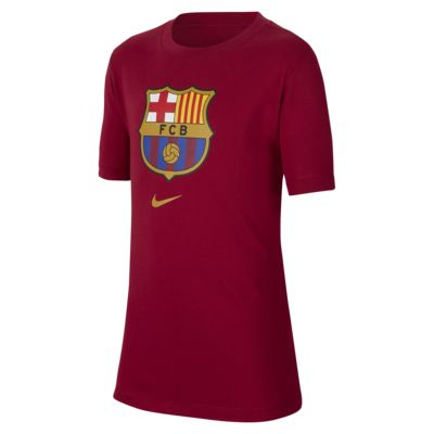 Playera para niños talla grande FC Barcelona