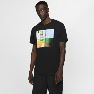 Basket-t-shirt Nike Dri-FIT för män
