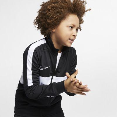 """Fotbalová bunda Nike Dri-FIT Academy """"I96"""" pro větší děti"""