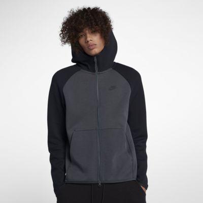 Nike Sportswear Tech Fleece Herren-Hoodie mit durchgehendem Reißverschluss
