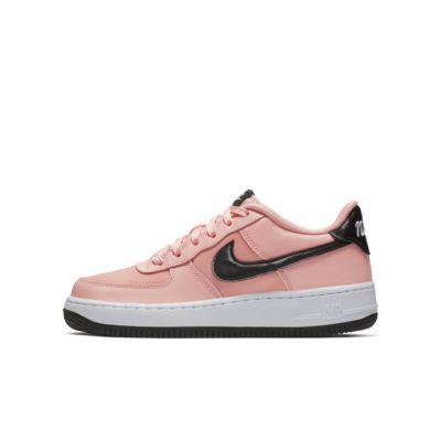 Sko Nike Air Force 1 VDAY för ungdom