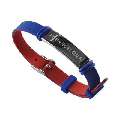FC Barcelona Adjustable Bracelet