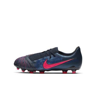 Nike Jr. Phantom Venom Elite FG Older Kids' Firm-Ground Football Boot