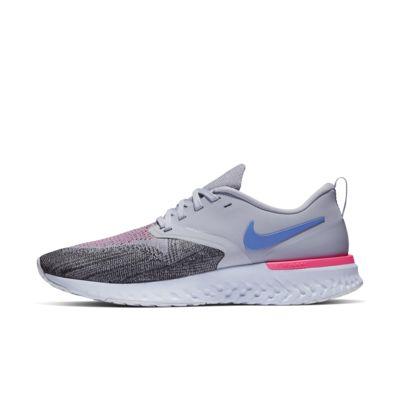 Nike Odyssey React Flyknit 2-løbesko til kvinder