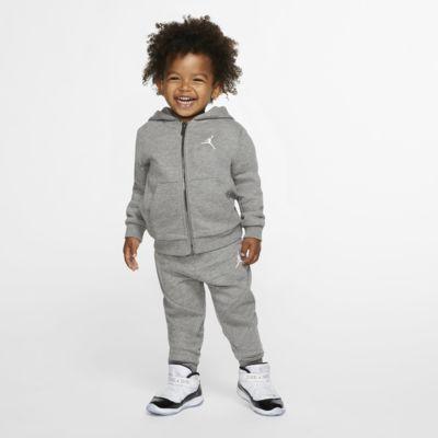Ensemble deux pièces sweat à capuche et pantalon de jogging Jordan Jumpman pour Bébé (12 - 24 mois)