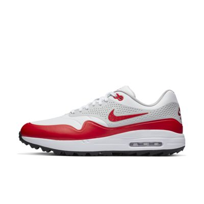 f04a75bb4b59 Nike Air Max 1 G Men s Golf Shoe. Nike.com GB
