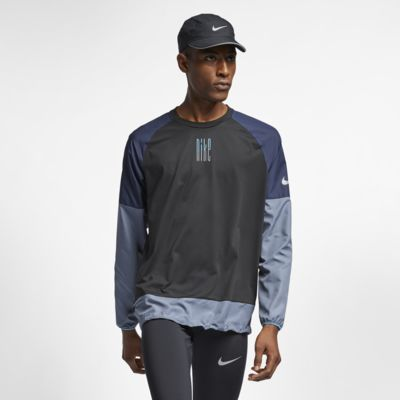 Nike Men's Long-Sleeve Running Top