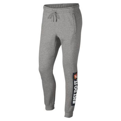 กางเกงวอร์มผ้าฟลีซผู้ชาย Nike Sportswear